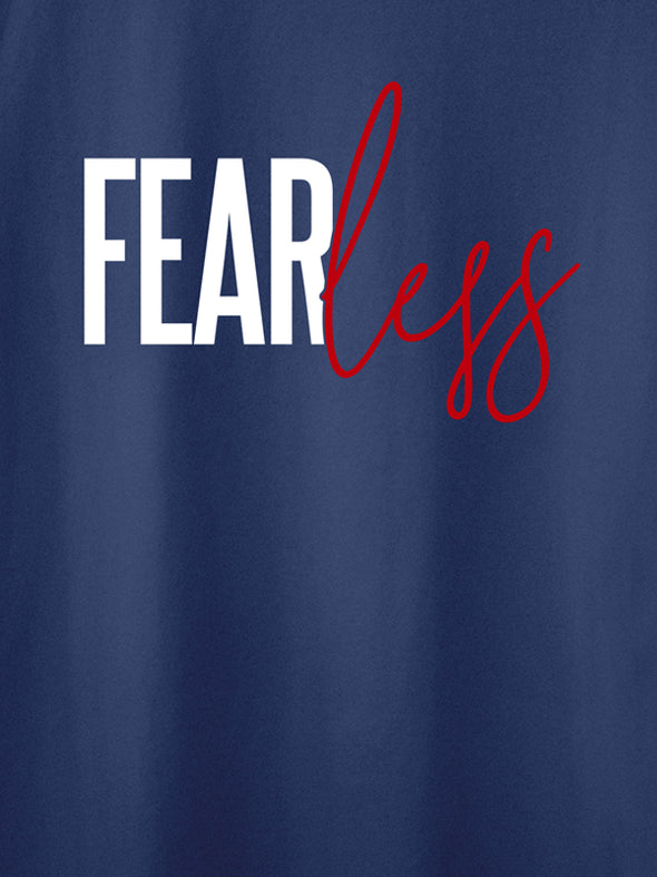 Fearless blue T-Shirt