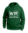 WTF Green Hoodies