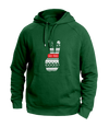 Peace green Hoodies