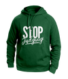 Stop Judging Green Hoodies