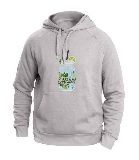 first mojito grey hoodie