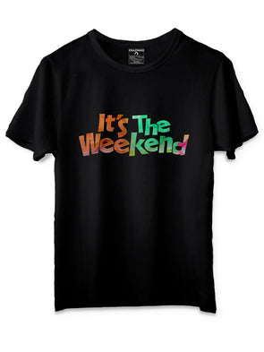 Weekend Black T-Shirts
