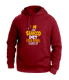 Sea Food Maroon Hoodies
