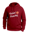 Feeling Peachy Hoodies