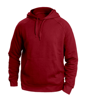 Solid Maroon Hoodies