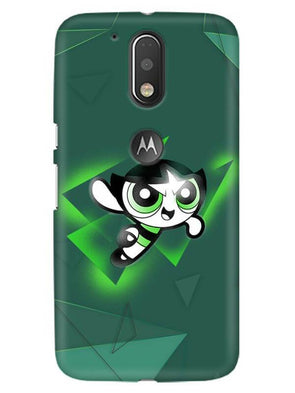 Buttercup Mobile Cover for Moto G4 Plus