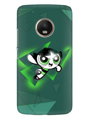 Buttercup Mobile Cover for Moto G5