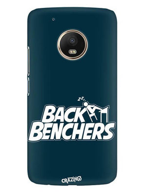 Back Benchers Mobile Cover for Moto G5 Plus