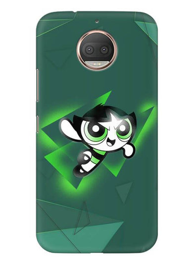Buttercup Mobile Cover for Moto G5s