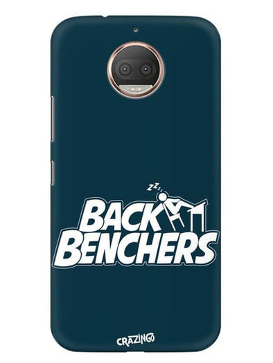 Back Benchers Mobile Cover for Moto G5s Plus