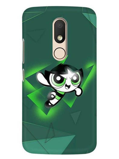 Buttercup Mobile Cover for Moto M