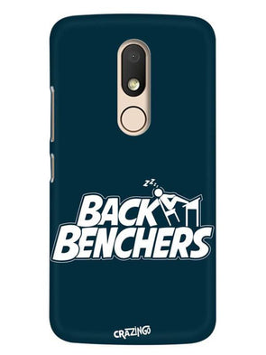 Back Benchers Mobile Cover for Moto M