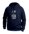 Zero Fox Given Blue Hoodies