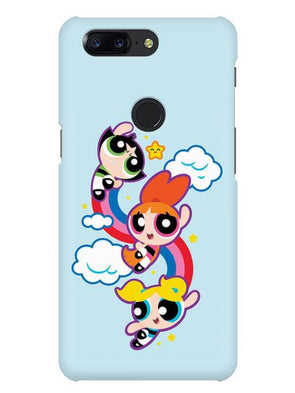 Girls Fun Mobile Cover for OnePlus 5T