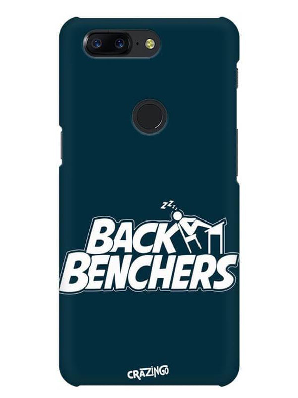 Back Benchers Mobile Cover for OnePlus 5T