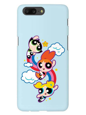Girls Fun Mobile Cover for OnePlus 5