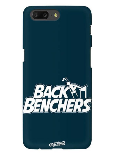 Back Benchers Mobile Cover for OnePlus 5