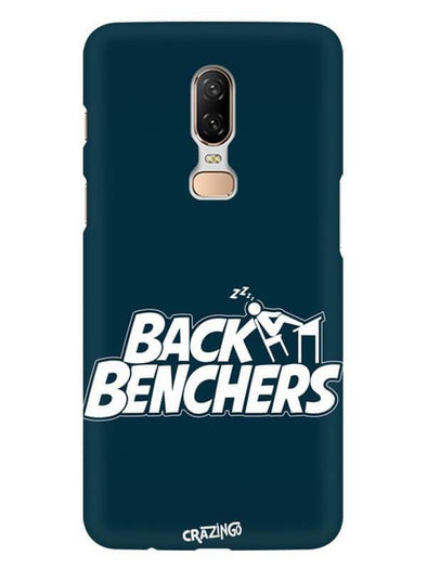 Back Benchers Mobile Cover for OnePlus 6