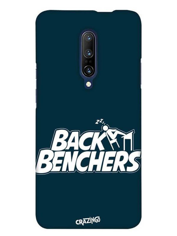 Back Benchers Mobile Cover for OnePlus 7 Pro