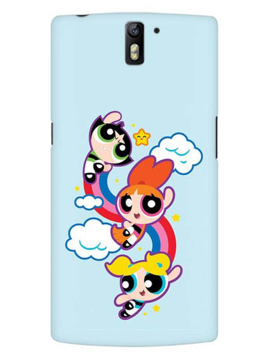 Girls Fun Mobile Cover for OnePlus One