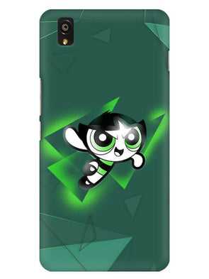 Buttercup Mobile Cover for OnePlus X