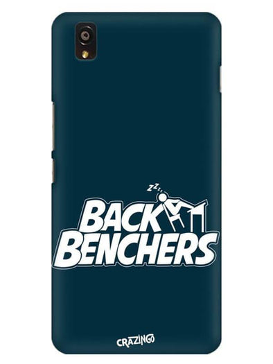 Back Benchers Mobile Cover for OnePlus X