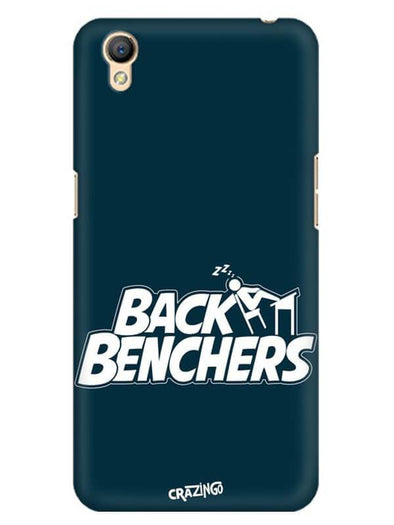 Back Benchers Mobile Cover for Oppo A37