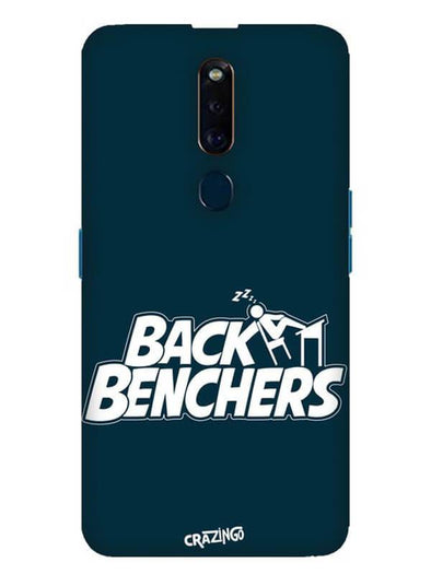 Back Benchers Mobile Cover for Oppo F11 Pro