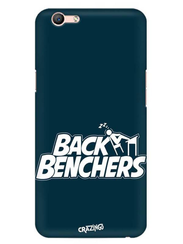 Back Benchers Mobile Cover for Oppo F1 S