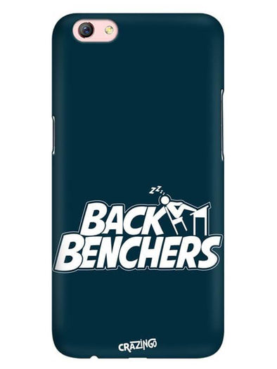 Back Benchers Mobile Cover for Oppo F3 Plus