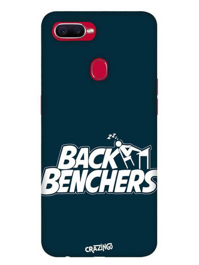 Back Benchers Mobile Cover for Oppo F9
