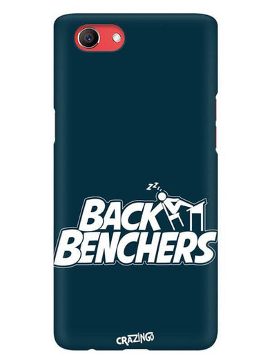 Back Benchers Mobile Cover for Oppo Realme 1
