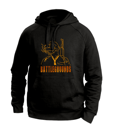 PUBG Battleground Hoodies