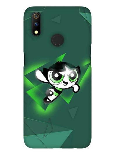 Buttercup Mobile Cover for Oppo Realme 3