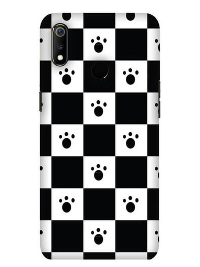Paw Checkers Mobile Cover for Oppo Realme 3 Pro