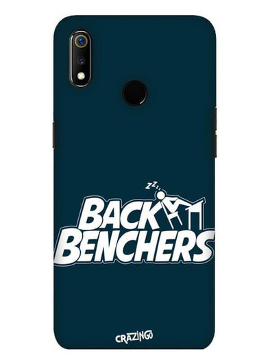 Back Benchers Mobile Cover for Oppo Realme 3 Pro