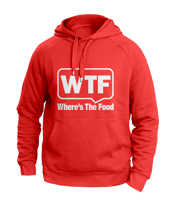 WTF Red Hoodies