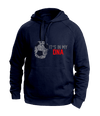 Football Is In My DNA Hoodie-Crazingo
