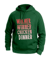 Chicken Dinner Hoodies