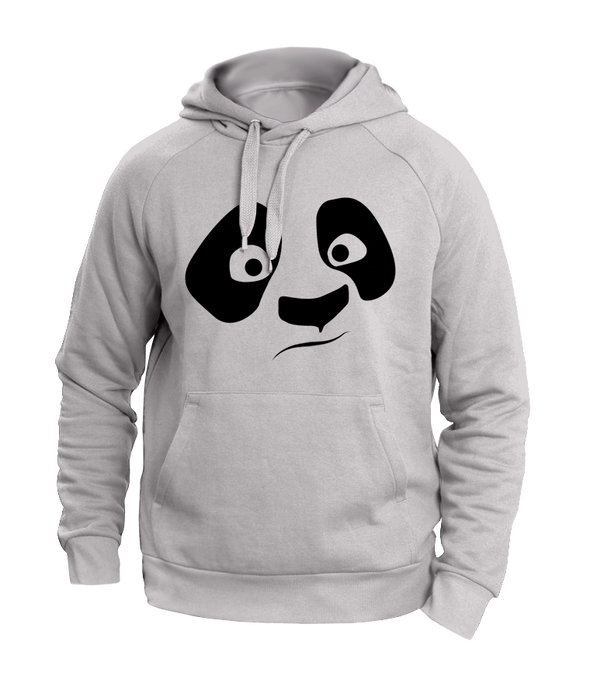 Panda White Hoodies