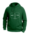 Naukri Green Hoodies