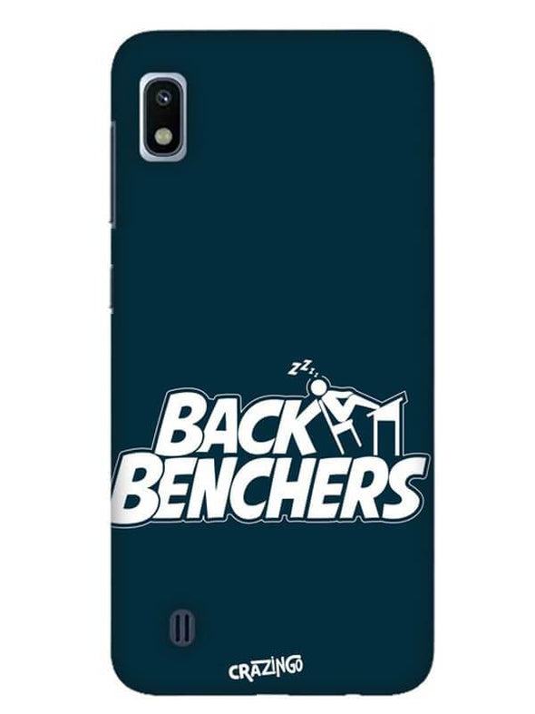 Back Benchers Mobile Cover for Galaxy A10