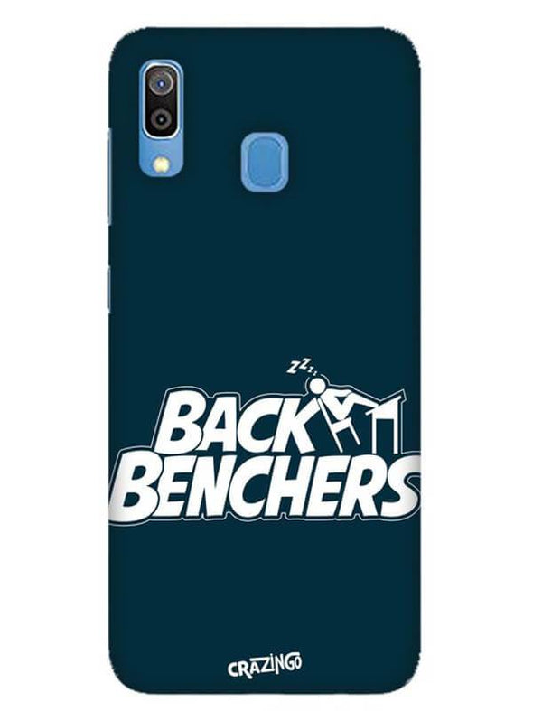 Back Benchers Mobile Cover for Galaxy A30