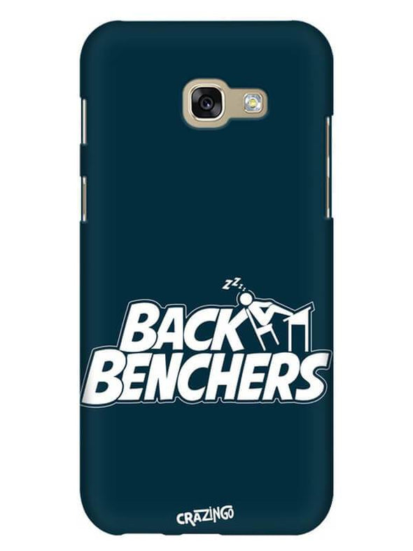 Back Benchers Mobile Cover for Galaxy A3 2017