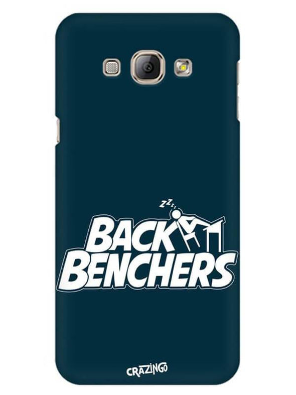 Back Benchers Mobile Cover for Galaxy A3