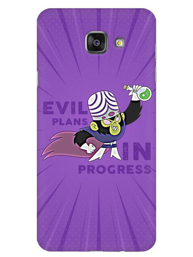Evil Plan Mojojojo Mobile Cover for Galaxy A5 2016