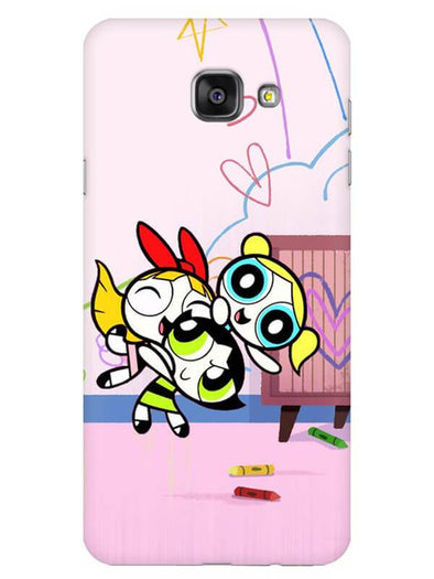 Powerpuff Girls Mobile Cover for Galaxy A5 2016
