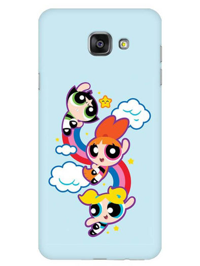 Girls Fun Mobile Cover for Galaxy A5 2016