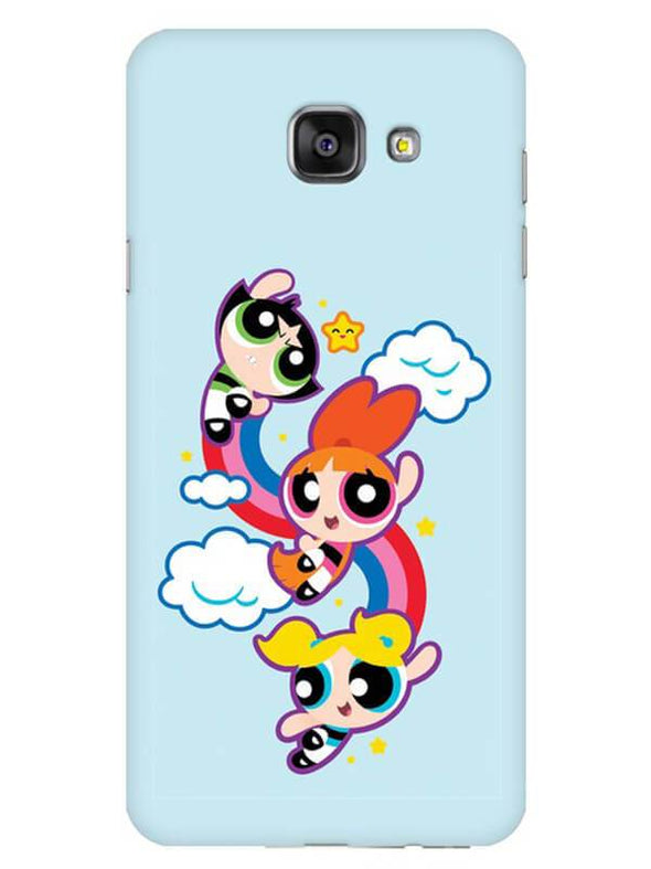 Girls Fun Mobile Cover for Galaxy A7 2016