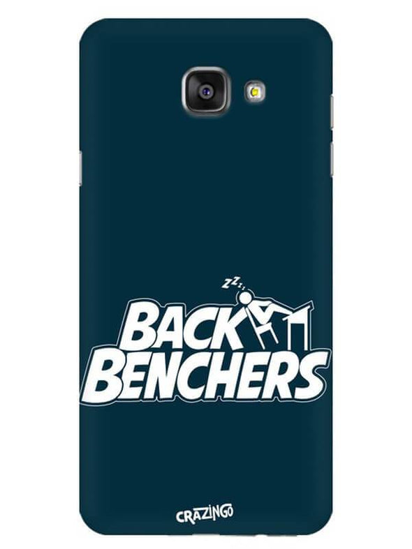 Back Benchers Mobile Cover for Galaxy A7 2016